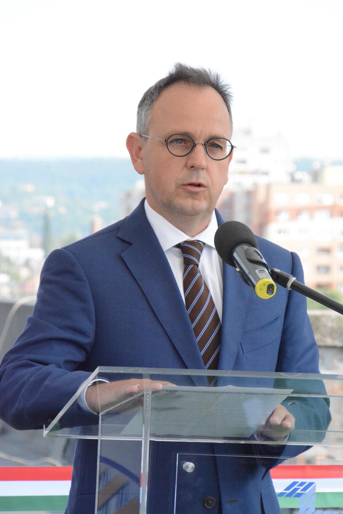 Bús Balázs, Óbuda-Békásmegyer polgármestere
